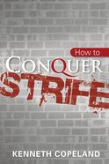 How to Conquer Strife eBook