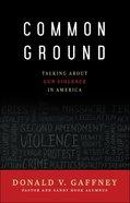 Common Ground eBook