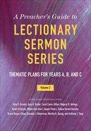 A Preacher's Guide to Lectionary Sermon Series, Volume 2 eBook