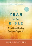 The Year of the Bible, Program Guide eBook