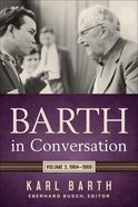 Barth in Conversation eBook