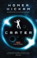 Crater (Unabridged, 9 CDS) (#01 in Helium-3 Audio Series) CD
