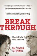 Break Through (Unabridged, 5 Cds) CD