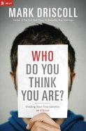 Who Do You Think You Are? (Unabridged, 8cds) CD