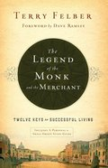 The Legend of the Monk and the Merchant (Unabridged, 4cds) CD