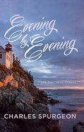 Evening By Evening eBook