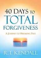40 Days to Total Forgiveness eBook