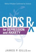 God's Rx For Depression and Anxiety eBook