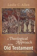 A Theological Approach to the Old Testament eBook