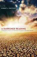 A Darkened Reading eBook