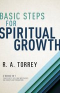 Basic Steps For Spiritual Growth eBook