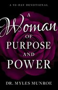 A Woman of Purpose and Power eBook