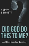 Did God Do This to Me? eBook