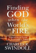 Finding God When the World's on Fire eBook
