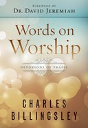 Words on Worship eBook