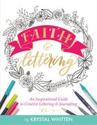 Faith & Lettering eBook