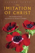 The Imitation of Christ eBook