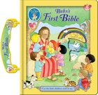 Baby's First Bible (With Handle) Board Book