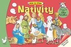 How to Draw Bible Stories: Nativity Spiral