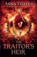 The Traitor's Heir (#01 in Knight Of Eldaran Series) Paperback