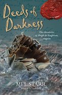 Deeds of Darkness (#10 in Hugh De Singleton Surgeon Series) Paperback