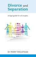 Divorce and Separation eBook