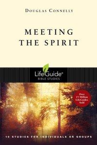 Meeting the Spirit (Lifeguide Bible Study Series)