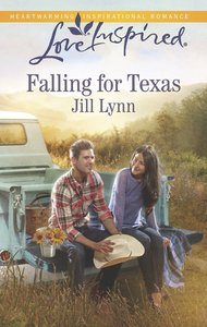 Falling For Texas (Love Inspired Series)