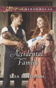 Accidental Family (The Bachelors of Aspen Valley) (Love Inspired Series Historical)