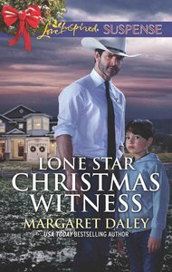 Lone Star Christmas Witness (Lone Star Justice) (Love Inspired Suspense Series)