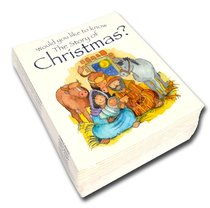 Story of Christmas, The? (Pack of 20) (Would You Like To Know... Series)