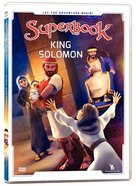 King Solomon (#11 in Superbook DVD Series Season 3) DVD