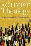 Activist Theology