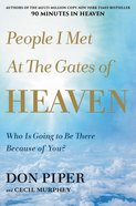 People I Met At the Gates of Heaven eBook