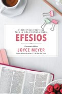 Efesios: Comentario Biblico (Ephesians: Biblical Commentary) (#01 in Deeper Life Biblical Study Series) Paperback