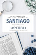 Santiago: Comentario Biblico (James: Biblical Commentary) (#02 in Deeper Life Series)