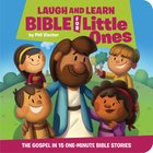 Laugh and Learn Bible For Little Ones Board Book