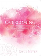 Overcoming: A Soul-Healing Journal (Companion To Book: Healing The Soul Of A Woman) Vinyl