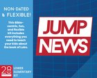 Luke Lower Elementary Kit (Incl Leader Guide, Posters, & Leader Resource Disc) (Jump News Curriculum Series) Pack