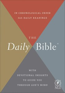 NLT Daily Bible