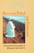 Between Babel and Pentecost Paperback