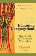 Educating Congregations Paperback