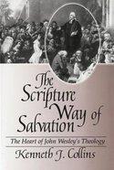 The Scripture Way of Salvation eBook