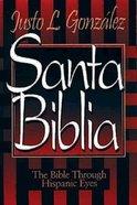 Santa Biblia Paperback