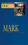 Mark (#18 in Basic Bible Commentary Series) Paperback