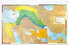 The Prophets and the Exile (Abingdon Bible Land Maps Series) Chart/card