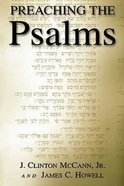 Preaching the Psalms Paperback