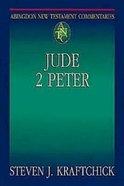 Jude, 2 Peter (Abingdon New Testament Commentaries Series) Paperback