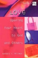 Love (20/30 Bible Study For Young Adults Series) Paperback