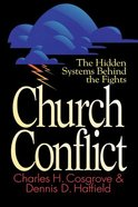 Church Conflict Paperback